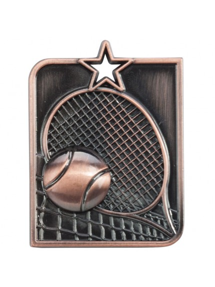 Centurion Star Series Tennis Medal