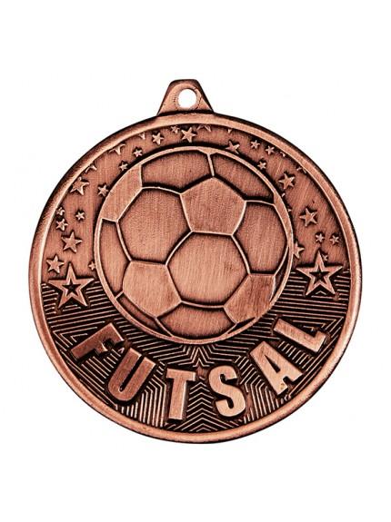 Cascade Futsal Iron Medal 50mm - 3 Colours