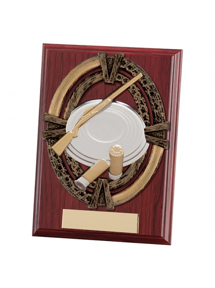 Maverick Apollo Clay Pigeon Plaque - 2 Sizes