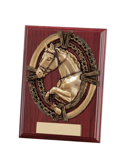 Maverick Apollo Equestrian Plaque - 2 Sizes