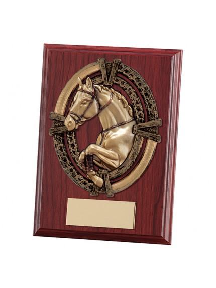 Maverick Apollo Equestrian Plaque - 2 Sizes
