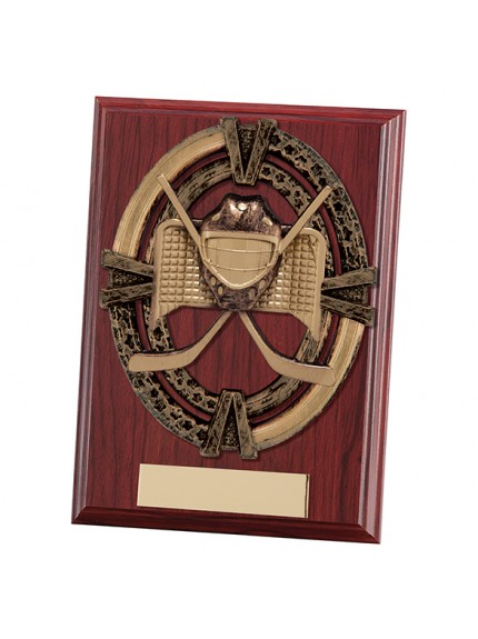 Maverick Apollo IceHockey Plaque - 2 Sizes