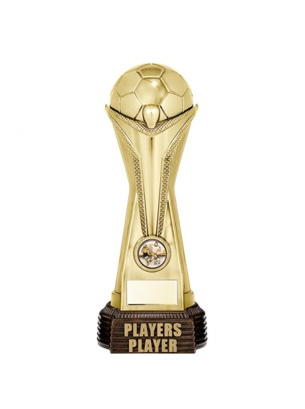 World Football Players Player Gold 260mm