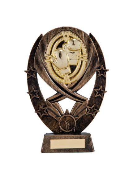 Maverick Boxing Classic Award Gold 215mm
