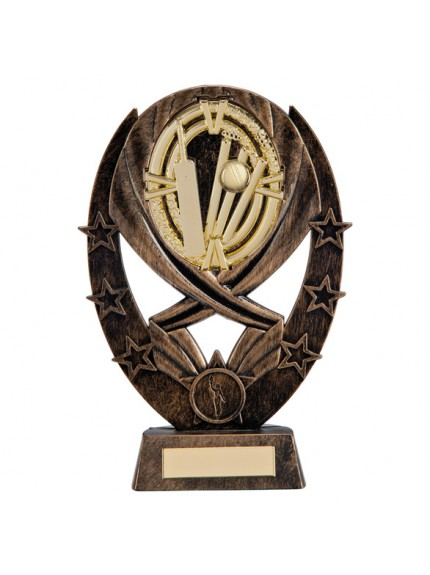Maverick Cricket Classic Award Gold 215mm