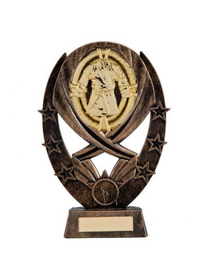 Maverick Karate Classic Award Gold 215mm
