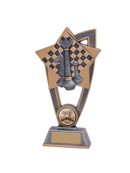 Star Blast Chess Award