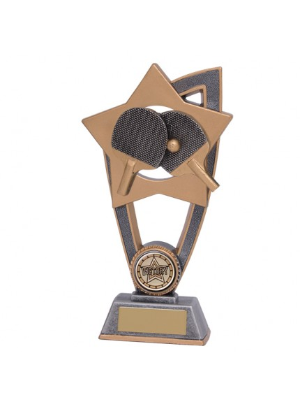 Star Blast Table Tennis Award