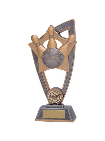 Star Blast Ten Pin Bowling Award