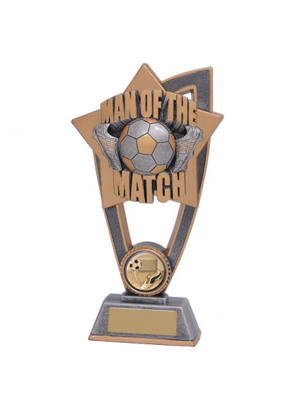 Star Blast Man Of The Match Award