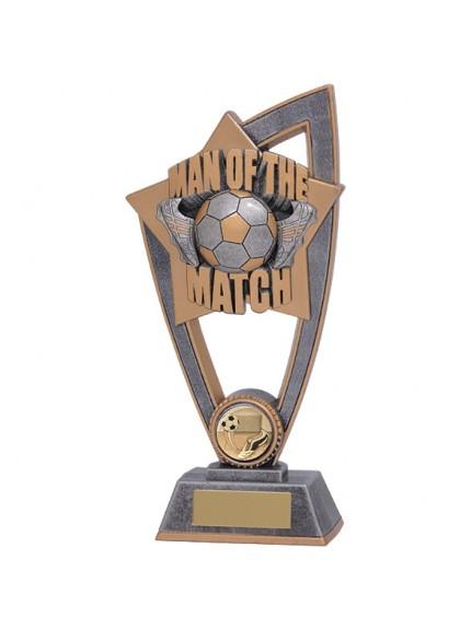 Star Blast Man Of The Match Award