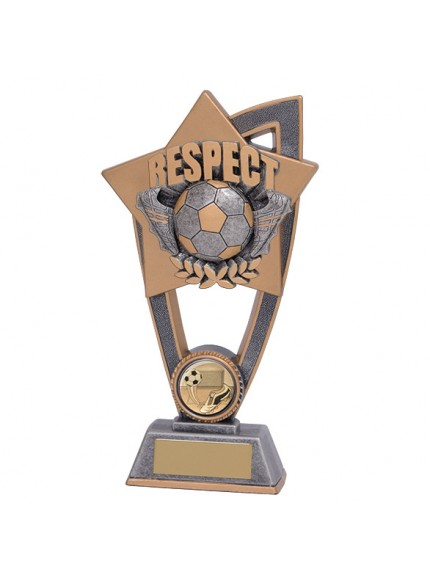 Star Blast Football Respect Award