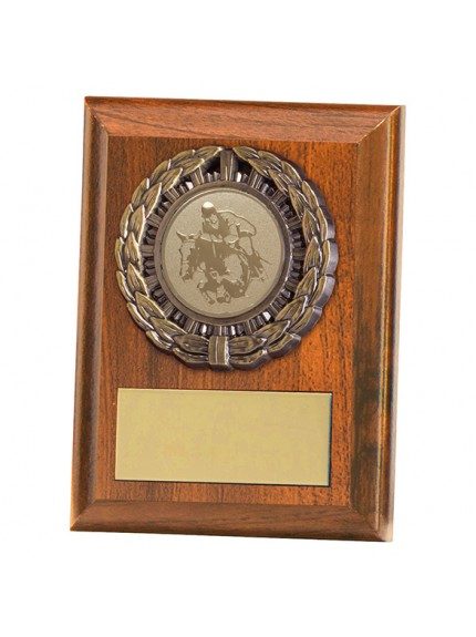 Donegal Walnut Plaque - 4 Sizes