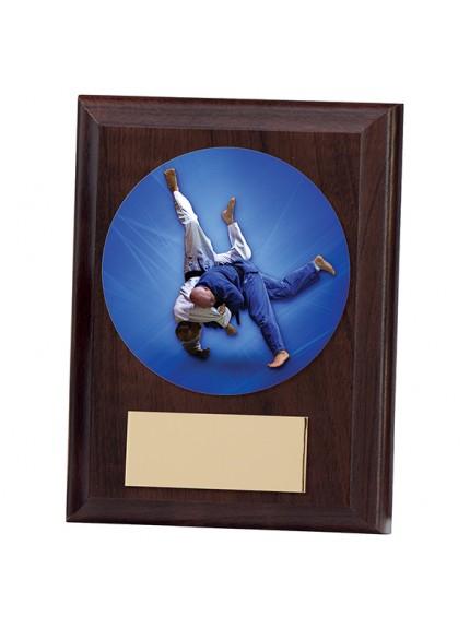 Phantom Martial Arts Judo Plaque - 2 Sizes