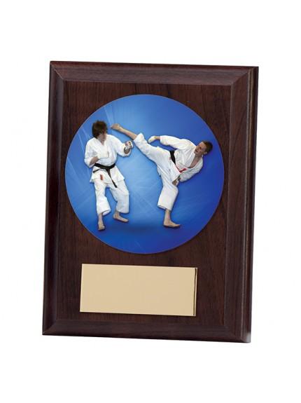 Phantom Martial Arts Karate Plaque - 2 Sizes