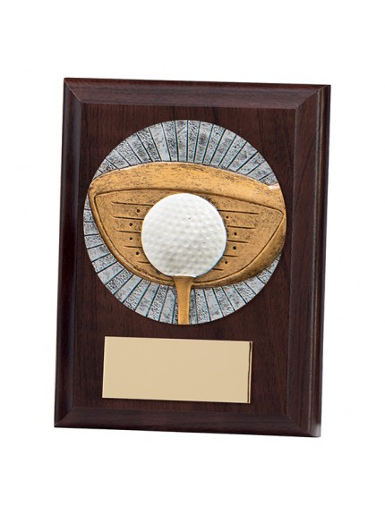 Phoenix Golf Plaque - 2 Sizes