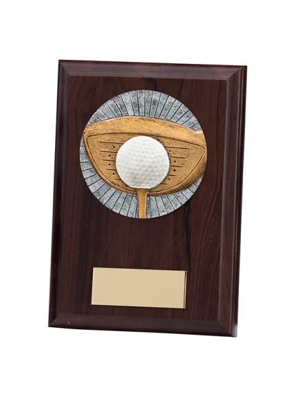 Phoenix Golf Plaque - 2 Sizes