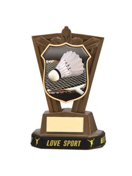 Titans Badminton Plastic Award & TB