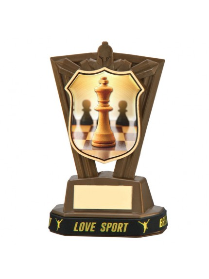 Titans Chess Plastic Award & TB