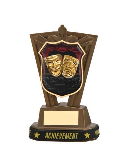 Titans Drama Plastic Award & TB