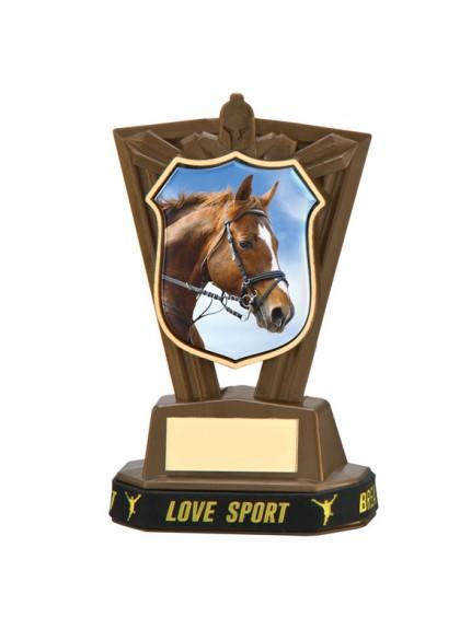 Titans Equestrian Plastic Award & TB