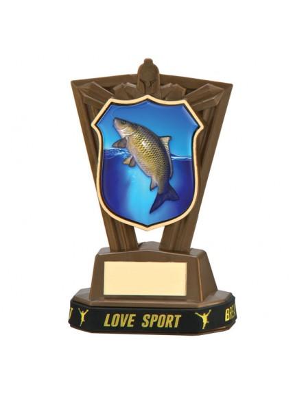 Titans Fishing Carp Plastic Award & TB