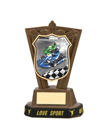 Titans Go Kart Plastic Award & TB