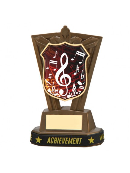 Titans Music Plastic Award & TB
