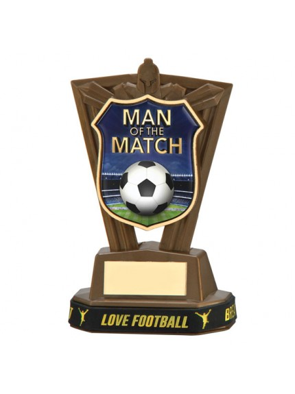 Titans Man Of The Match Plastic & TB