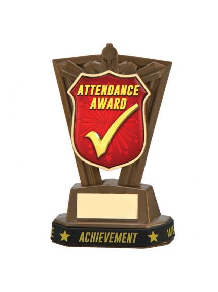 Titans Schools Attendance Plastic & TB