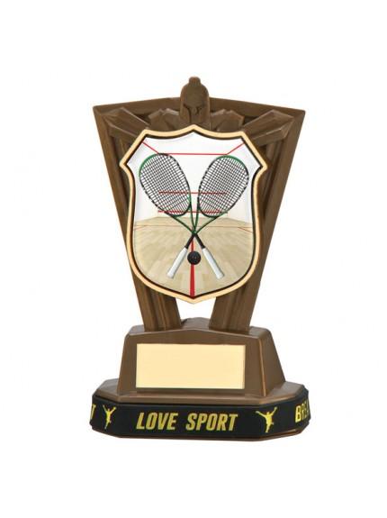 Titans Squash Plastic Award & TB
