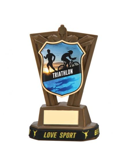 Titans Triathlon Plastic Award & TB