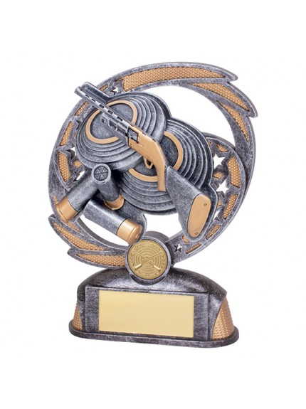 Sonic Boom Clay Pigeon Award - 2 Sizes