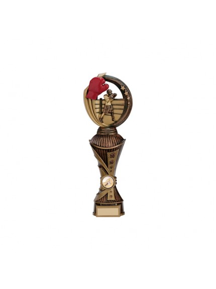 Renegade Boxing Heavyweight Award Antique Bronze & Gold - Available in 4 Sizes