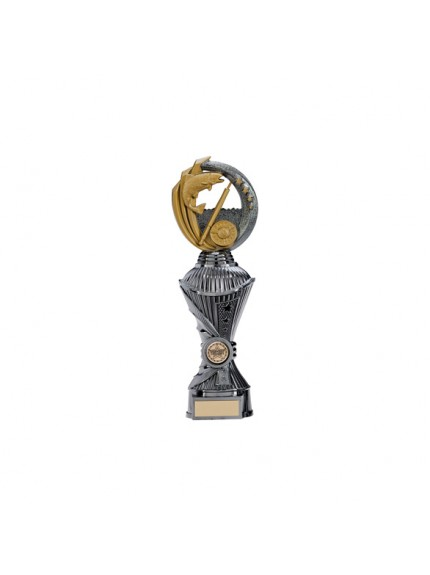 Renegade Fishing Heavyweight Award Gunmetal & Gold - Available in 4 Sizes