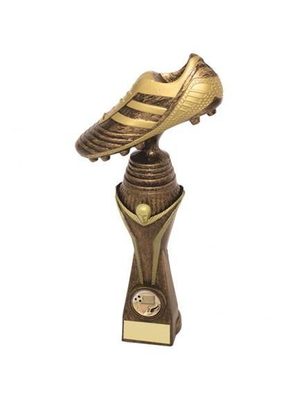 World Striker Football Boot Award Bronze & Gold