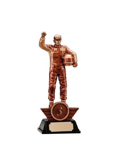 The Motorsport Podium Figure