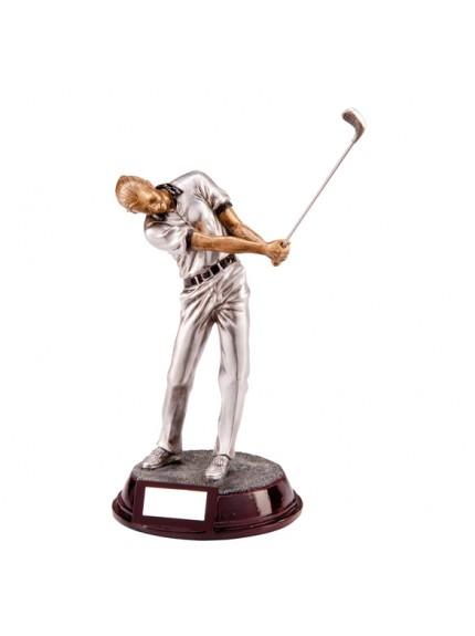 The Augusta Female Golf Figure