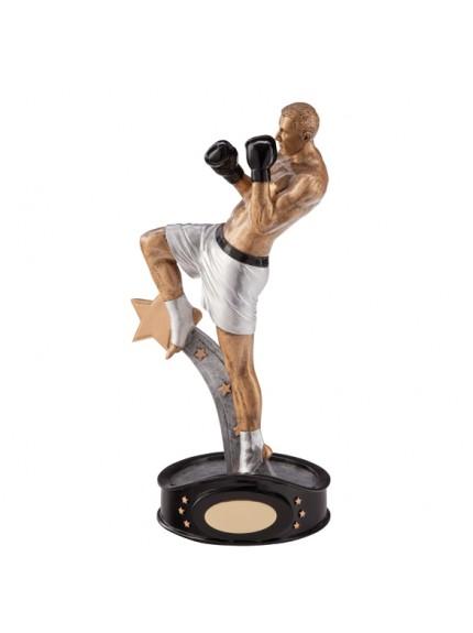 The Ultimate Kickboxer Figure
