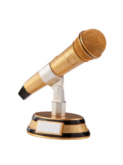 The Karaoke Microphone Award 175mm