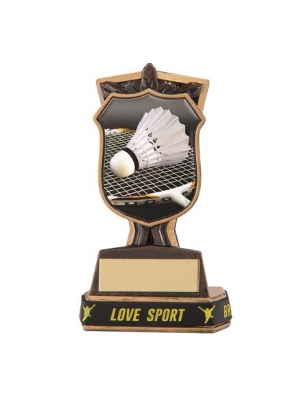 Titans Badminton Award & TB
