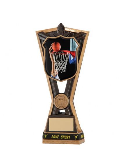 Titans Basketball Award & TB