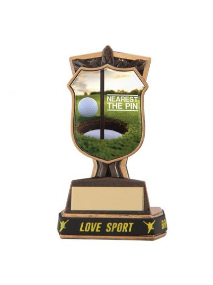 Titans Golf Nearest The Pin Award & TB