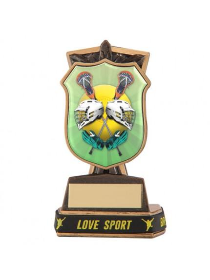 Titans Lacrosse Award & TB