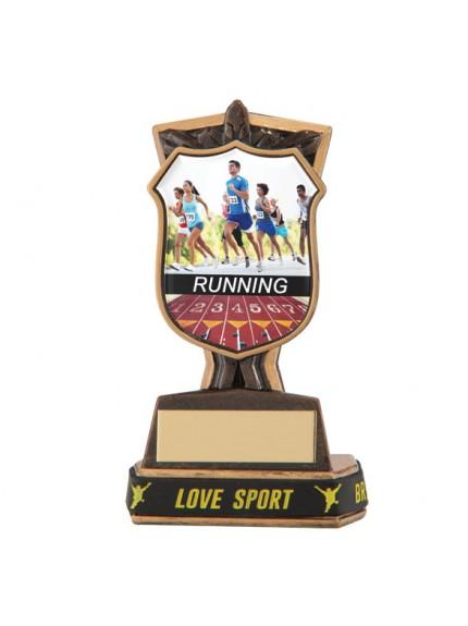 Titans Running Male Award & TB