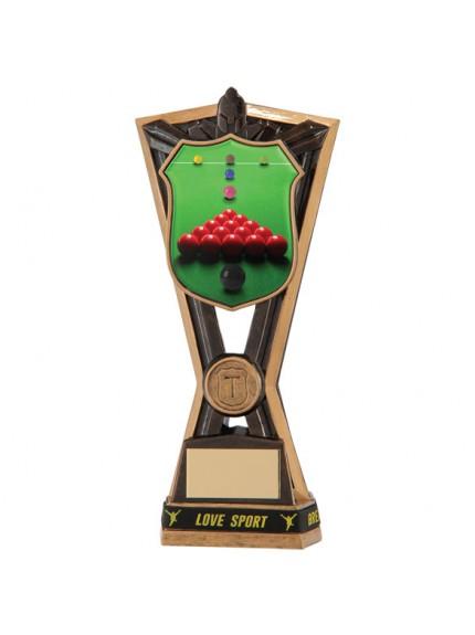 Titans Snooker Award & TB