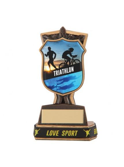 Titans Triathlon Award & TB