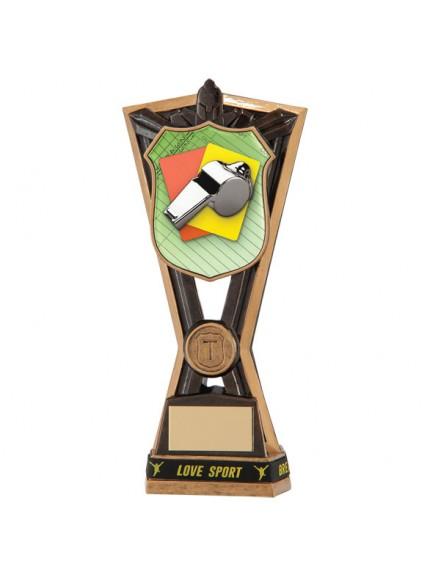 Titans Referee Whistle Award & TB