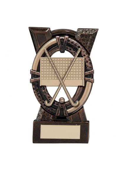 Maverick Spirit Award Hockey Bronze