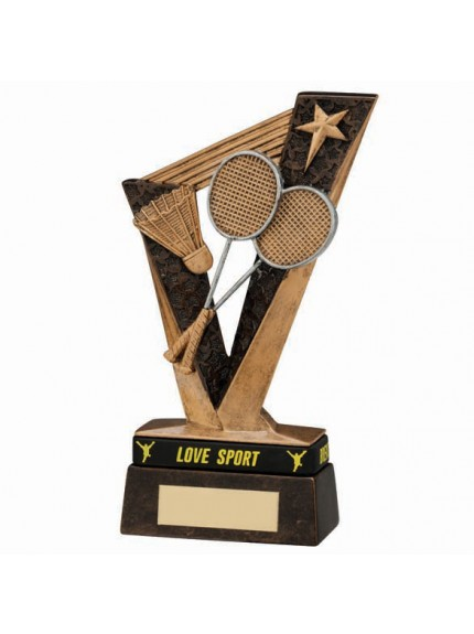 Victory Badminton Award & TB
